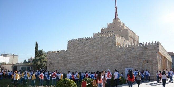 لقاء للشباب الكاثوليك في عنكاوى بالعراق