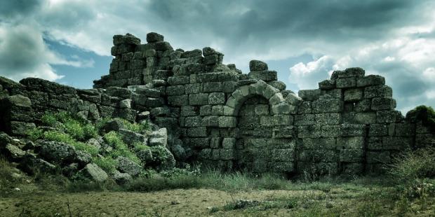 أخبار  العثور على كنيسة الرسل على مقربة من بحر الجليل والتي بنيت على منزل القديس بطرس