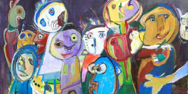 معرض للفنانة مهى أبو شقرا في اكزود