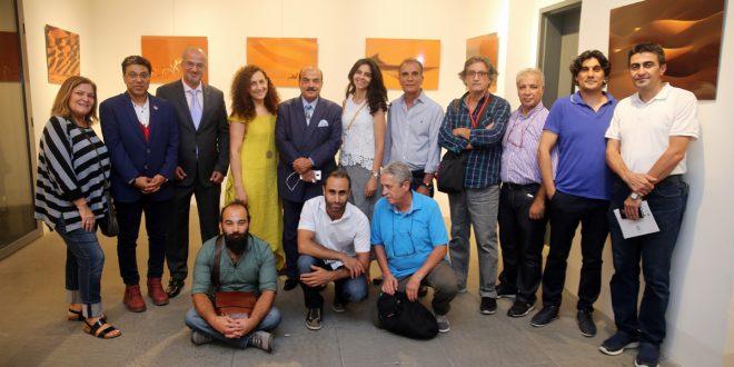 معرض في اطار مهرجان بيروت للصورة 2019 :مشاهد تمجد عين المرأة وسحر الأمكنة