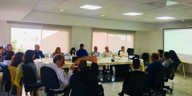 بلدية زغرتا إهدن نظمت لقاء تشاوريا مع اخصائية في علم الآثار والتراث