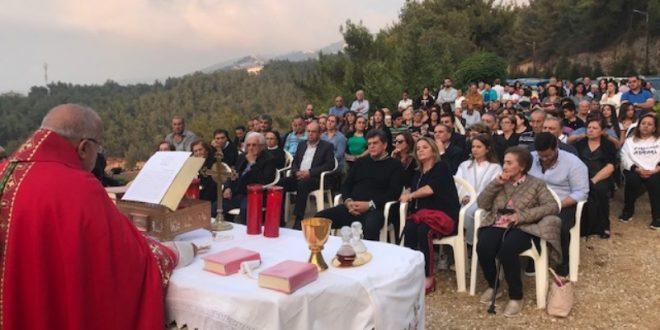 بو جوده في عيد ارتفاع الصليب من ايطو: نؤمن بالصليب بأنه وسيلة لكي يجعلنا المسيح نفهم كيف نتغلب على الموت
