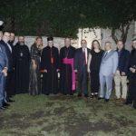 تكريم البطريرك الراعي في روما
