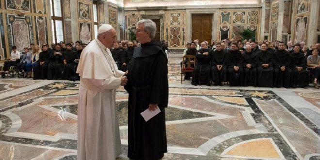 البابا فرنسيس: التواضع يفتح قلب الله وقلوب جميع البشر