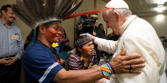 السينودس حول الأمازون – الوثيقة الختامية: الكنيسة تتّحد مع منطقة الأمازون