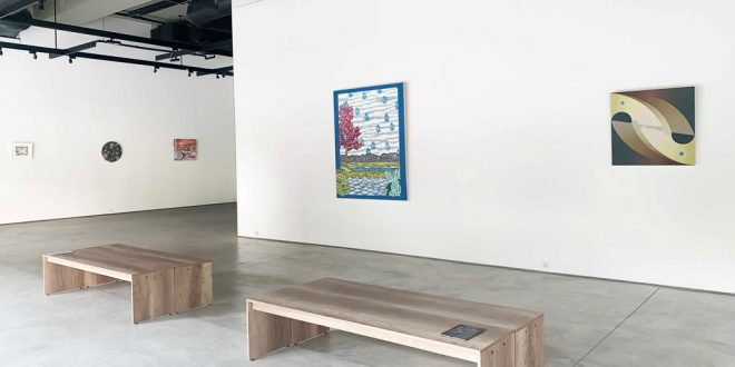 معرض IN WITH THE NEW في أرتوال غاليري لفنانين اميركيين معاصرين