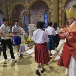 البابا فرنسيس: لنسر قدمًا بفرح لأننا نعرف أن الرب ينتظرنا