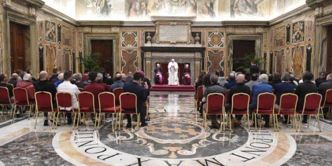 البابا فرنسيس: أحثّكم على ألا تفقدوا الرجاء إزاء الصعوبات
