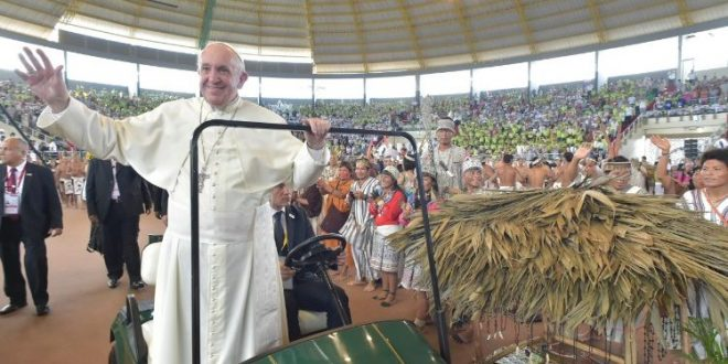 مقالة افتتاحية لأندريا تورني يلي بشأن رسالة لبابا فرنسيس لرئيس الأكاديمية الحبرية الكنسية