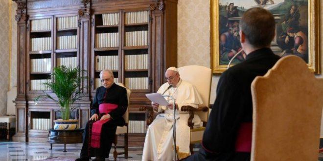 البابا فرنسيس: لدينا الفرصة اليوم لنبني شيئًا مختلفًا