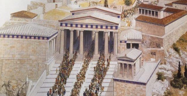 القارة الشاسعة بدأت في اليونان  بقلم د. ايلي مخول