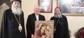 اتحاد اورا في زيارة كنيسة الأقباط الأرثوذكس: المطلوب الوحدة الوطنية على الصعيدين الانساني والاجتماعي